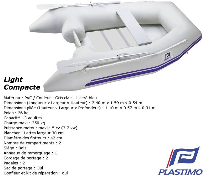 présentation annexe plastimo light compacte