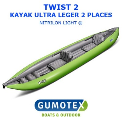 Kayak Gumotex Twist 2