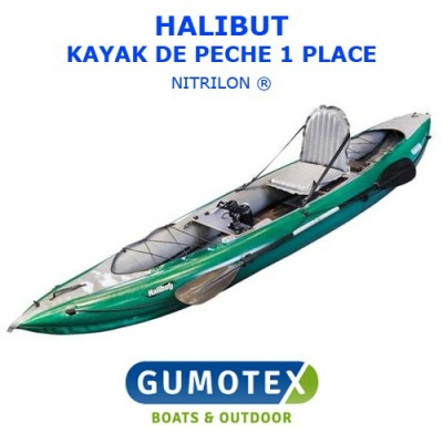 Kayak Halibut