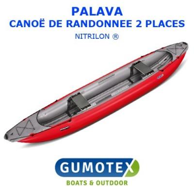 Canoë Gumotex Palava