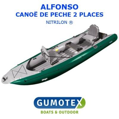 Canoë Gumotex Alfonso