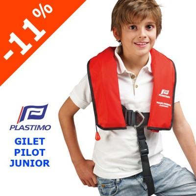 Gilet Pilot Junior