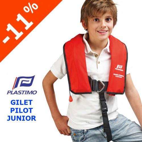 Gilet Plastimo Pilot Enfant 100 n - Promotion 2017