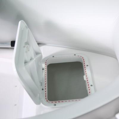 Annexe Plastimo Yacht - Coffre avant (modèles double coque)