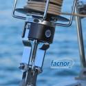 Enrouleur de genois Facnor - Option avale-ridoir