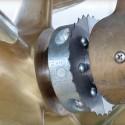 Coupe-Orin-Anode SLC - Montage (détail)