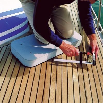 Pare-battage plat utilisé comme protection