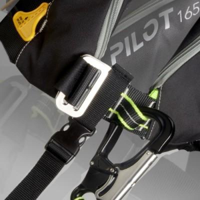 Gilet Plastimo Pilot - Fermeture Modèle Avec Harnais