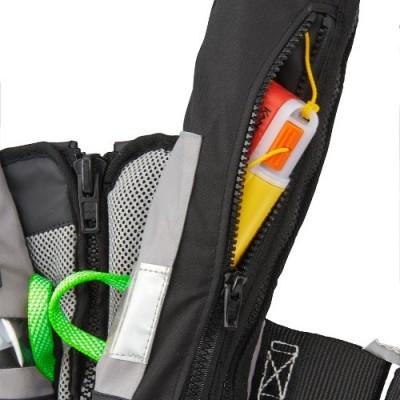 Gilet Plastimo SL 180 automatique - Poche zippée pour les accessoires (non fournis)