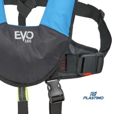Plastimo Evo Gilet Gonflable - Modèle avec harnais