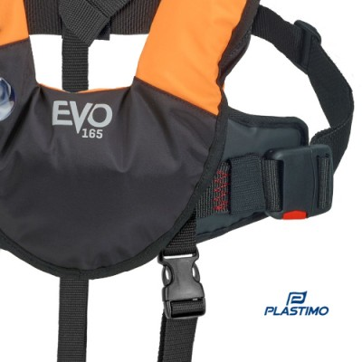 Plastimo Evo Gilet Gonflable - Modèle sans harnais