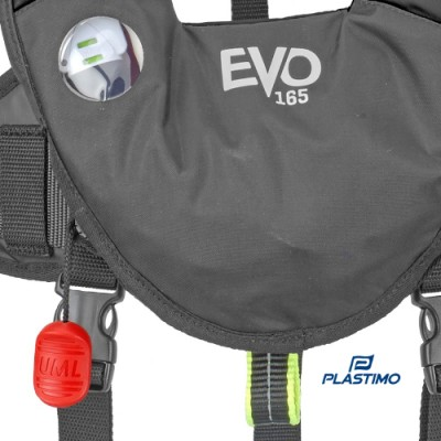 Plastimo Evo Gilet Gonflable - Déclenchement automatique Pro Sensor