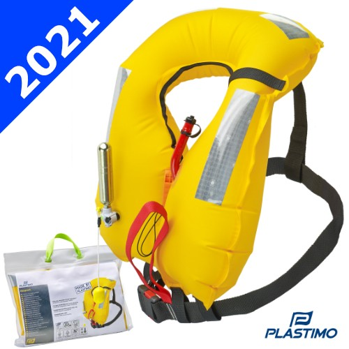 Gilet gonflable Plastimo Seapack