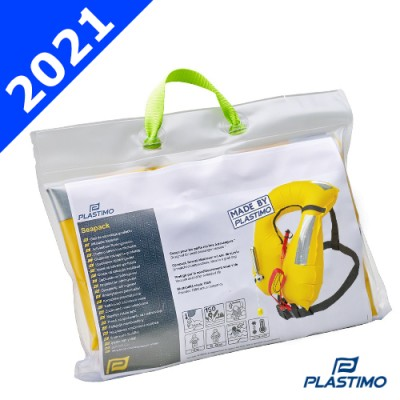 Gilet gonflable Plastimo Seapack - Conditionnement