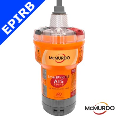 McMurdo balise EPIRB - Yachtingstock.com