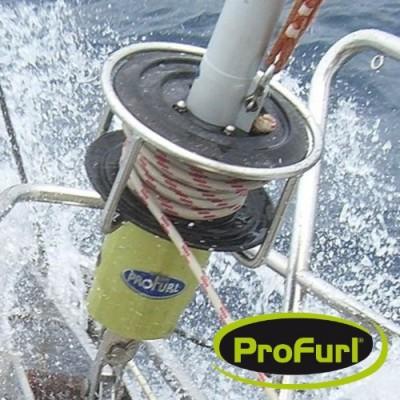 Enrouleur Croisière Profurl C290 en mer