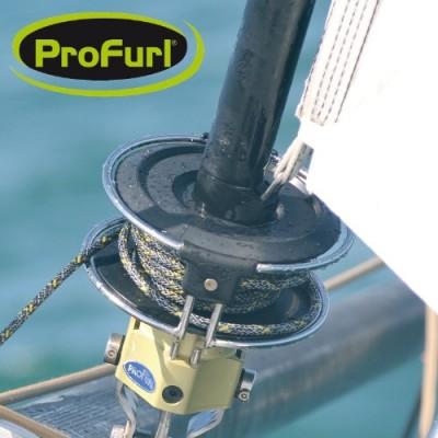 Enrouleur Profurl Régate R 420 en mer