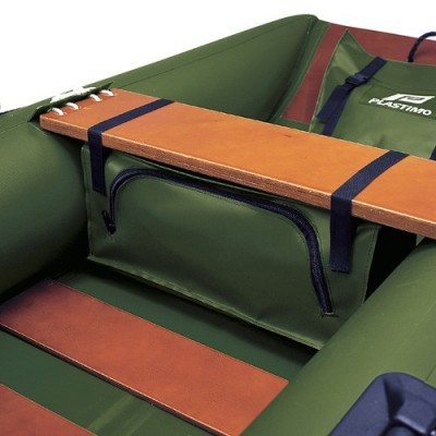 Annexe Plastimo Fish 270 - Siège bois avec sac de rangement