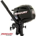 Moteur Mercury hord-bord 2.5 cv 4 temps - détail