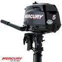 Moteur Mercury hord-bord 5 cv 4 temps - détail