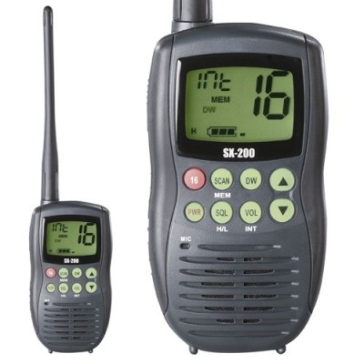 VHF Portable Advan Sea SX 200 - Agrandissement