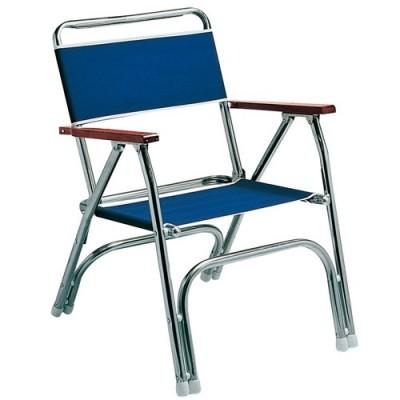 chaise de cockpit aluminium