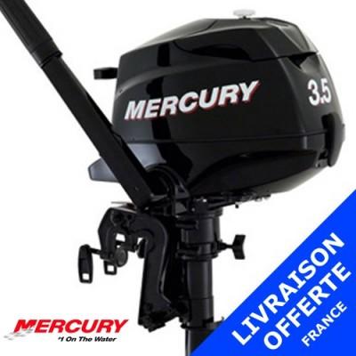Moteur Mercury hors-bord 3.5 cv 4 temps - promotion 2015