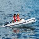 Annexe Plastimo Charter en mer avec console (option)