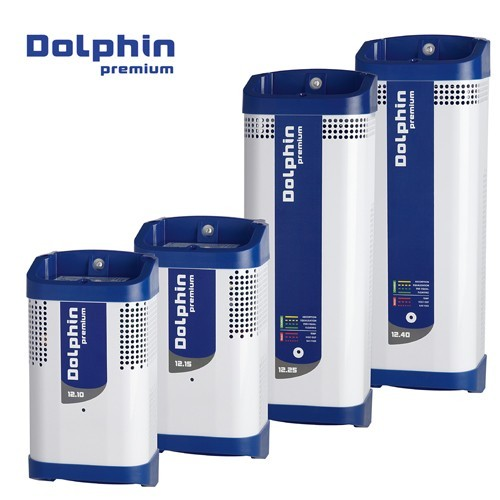 Chargeurs Dolphin Premium - Gamme
