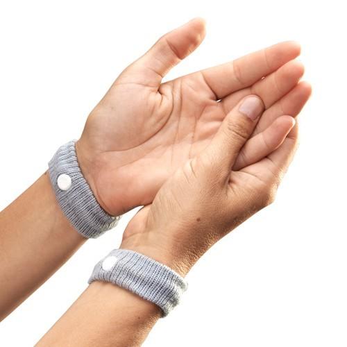 Bracelets anti mal de mer - Positionnement