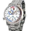 Eric Tabarly chronomètre Regatta - Bracelet acier - Détail 1