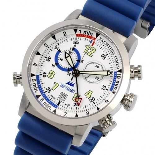 Eric Tabarly chronomètre Regatta - Bracelet silicone - Détail