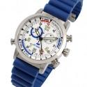 Eric Tabarly chronomètre Regatta - Bracelet silicone