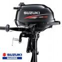 Suzuki hors-bord DF 2.5 cv - agrandissement