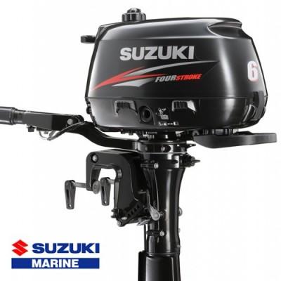 Suzuki hors-bord DF 6 cv - agrandissement