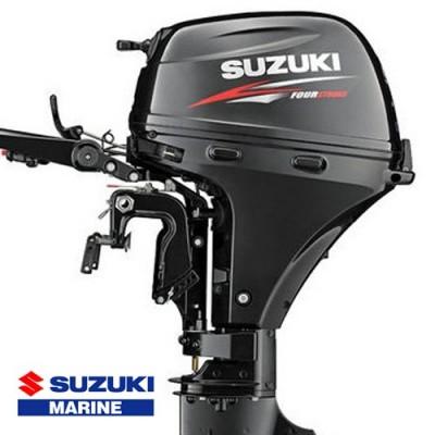 Suzuki hors-bord DF 9.9 cv B - agrandissement