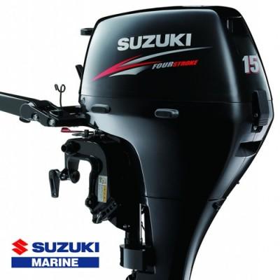 Suzuki hors-bord DF 15 cv - agrandissement