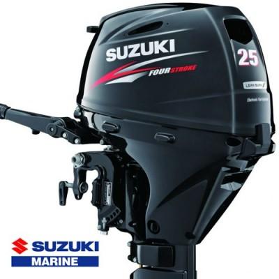 Suzuki hors-bord DF 25 cv - agrandissement