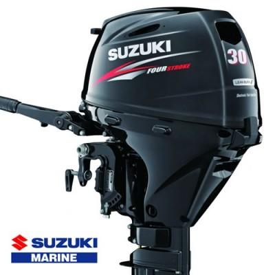 Suzuki hors-bord DF 30 cv - agrandissement