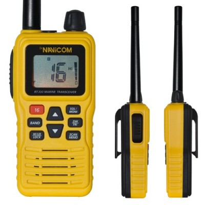 RT 300 VHF Portable Navicom