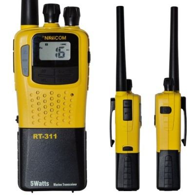 RT 311 VHF Portable Navicom