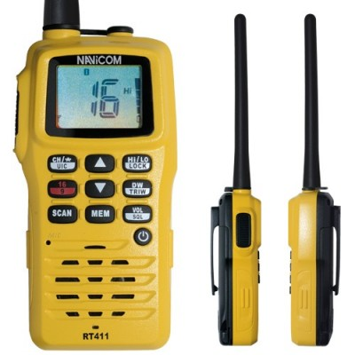 RT 411 VHF Portable Navicom
