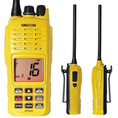 RT 420 VHF Portable Navicom