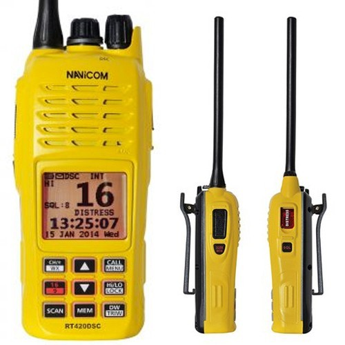 RT 420 DSC VHF Portable Navicom