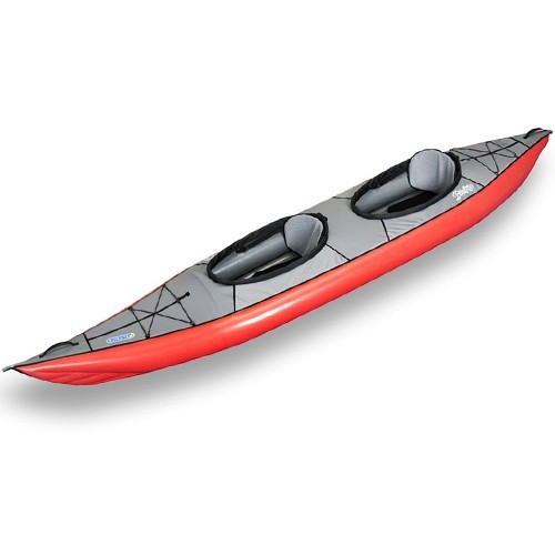 Kayak Gumotex Swing 2 - Modèle Rouge