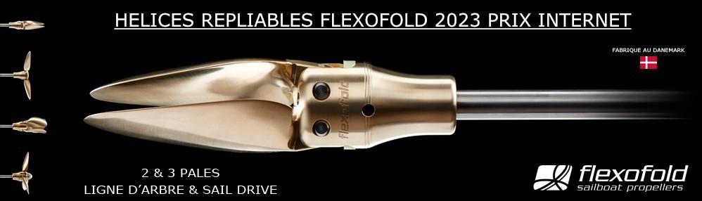 FLEXOFOLD - HELICE REPLIABLE