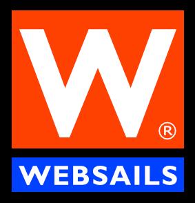 logo websails vente de voiles sur internet