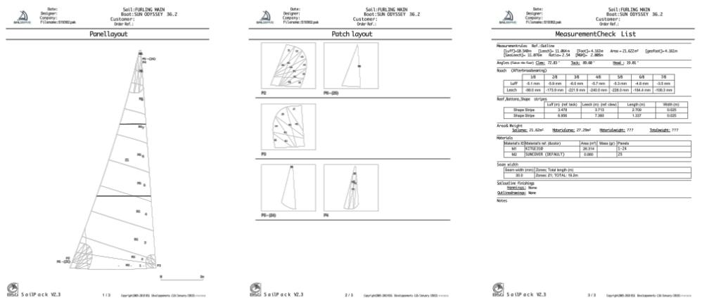 websails vente de voile sur internet - conception des voiles