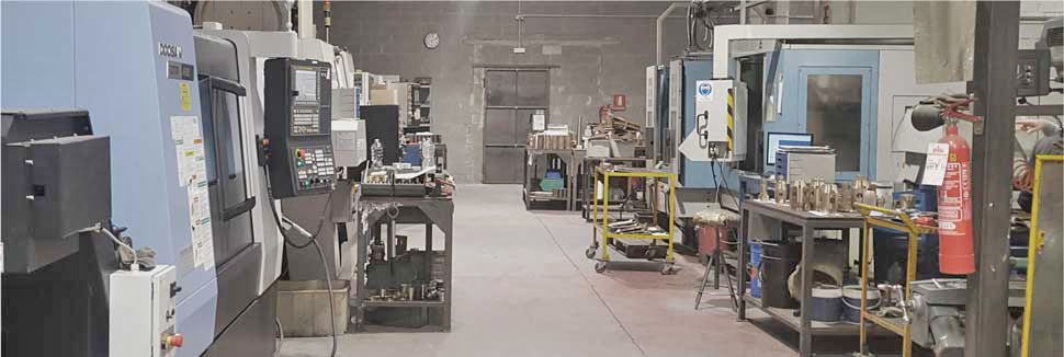 Max Prop hélices - L'usine