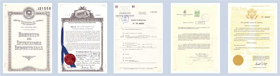 Max Prop hélices - Nombreux brevets internationaux